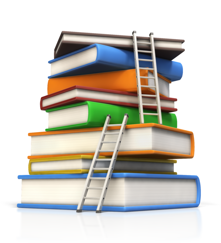 how to draw books stacked on top of each other